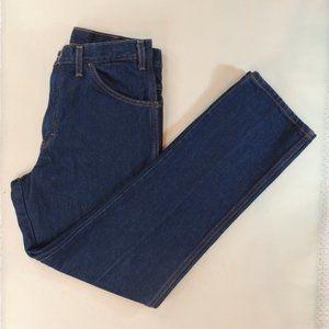 Dickies Men's Blue Jeans Regular Fit Size 33x32